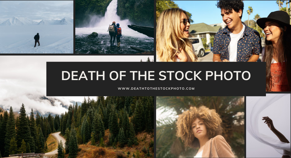 Stockfotos für individuelle Verpackungen bei Death of the Stock Photo entdecken.